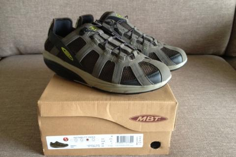 MBT Barafu Olive Men's Shoe /Free Shipping Photo