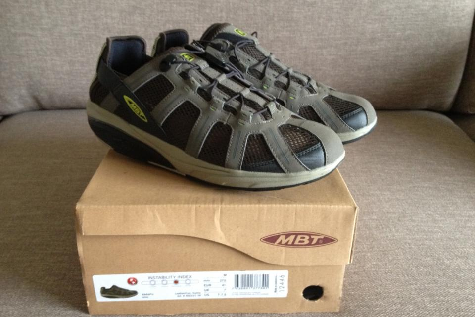 MBT Barafu Olive Men's Shoe /Free Shipping Large Photo