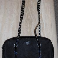 Authentic PRADA MircofiberShoulder Bag Photo