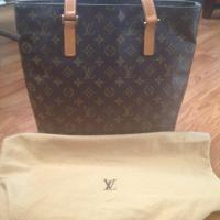 Louis Vuitton Bucket Purse Photo