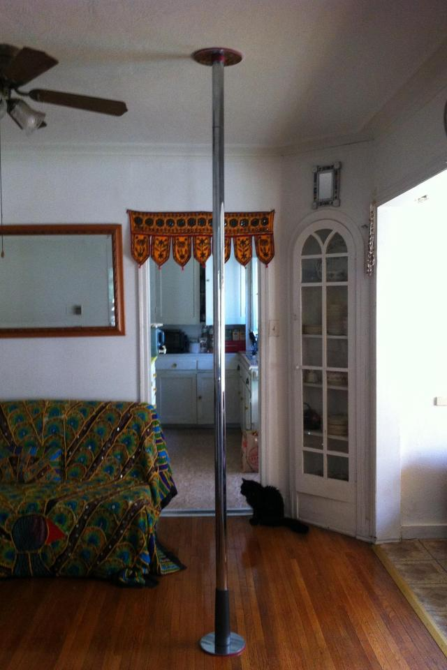 Stripper pole  Large Photo