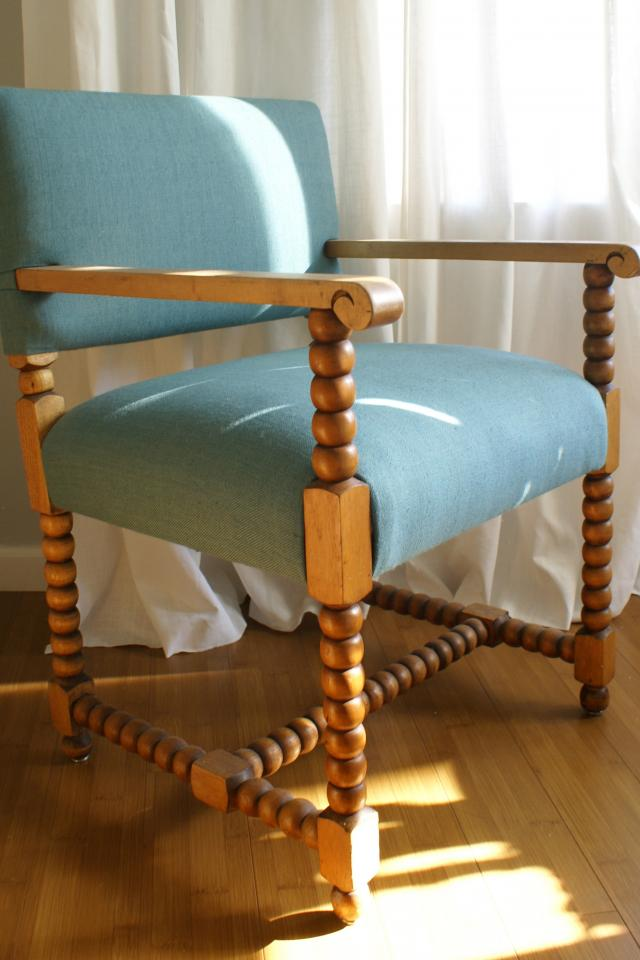 Custom Vintage Chair Photo