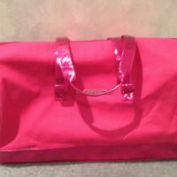 NEW: Victoria's Secret Pink Duffle Bag Photo