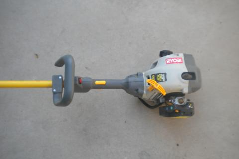 Ryobi grass trimmer Photo