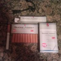 ELECTRONIC CIGARETTE and ALL ACCESSORIES INCLUDED!! A MUST HAVE FOR SMOKERS Photo