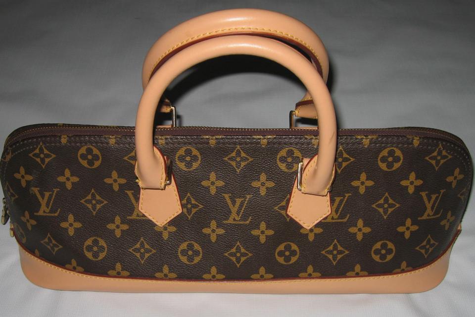 Louis Vuitton LM 92205 Woman's Hand Bag Large Photo