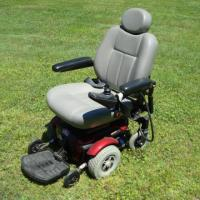 JET 3 POWER CHAIR  Photo