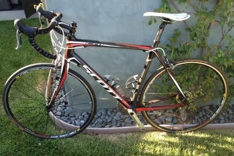 2011 Scott CR1 Team - 56cm - $1500 Photo
