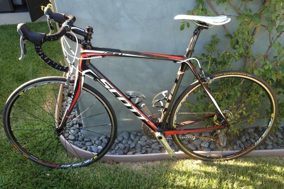 2011 Scott CR1 Team - 56cm - $1500 Large Photo