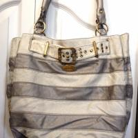 Dolce &amp; Gabbana Silver &amp; Gold Tote Photo