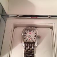 Michele &quot;Urban&quot; Stainless Steel Watch Photo