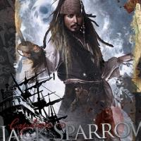 Captain Jack Sparrow Blanket Free Ship Photo