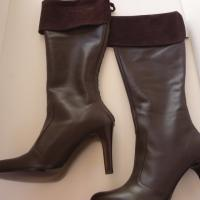 Lauren by Ralph Lauren Shoes, Beatrice Boots Size 10M Photo