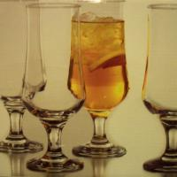 WATER / ICED TEA GOBLETS (4) Photo