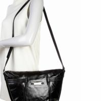 ADRIENNE VITTADINI Marissa Top Zip Hobo Photo