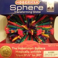 HOBERMAN SPHERE TRANSFORMING GLOBE Photo