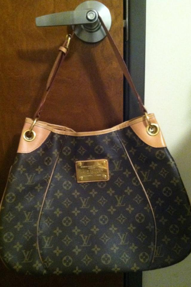 Louis Vuitton Monogram Canvas Galliera PM Handbag Photo