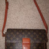 Authentic Louis Vuitton Vintage Purse Bag Photo