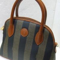 Vintage FENDI bolide style bag Photo