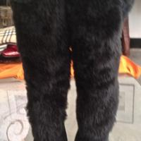 Sam Edelman Black Faux Fur Boot Photo