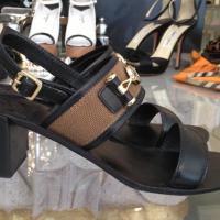 Tory Burch Black Heels Photo