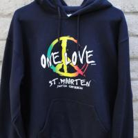 """One Love"" Hoodie Photo"