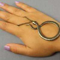 Serpent Hand Bracelet Photo