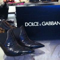 DOLCE & GABBANA BOOTIES Photo