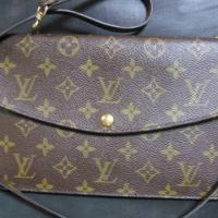 80's Vintage Louis Vuitton clutch purse Photo