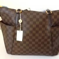 LOUIS VUITTON DAMIER TOTALLY MM Medium (Ship 24 hrs) Photo