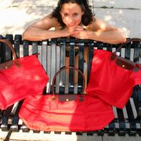 Red Handbag Photo