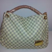 LOUIS VUITTON DAMIER AZUR ARTSY MM Medium (Ship 24 hrs) Photo