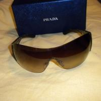 Prada Shield Sunglasses Photo