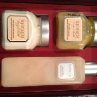 NEW: Laura Mercier 'Crme Brle' Body &amp; Bath Trio Photo