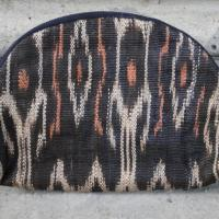 Aztec Print Mini Travel Make-Up Bag Photo