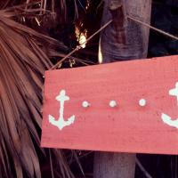 Anchor jewelry hangar Photo