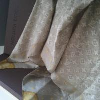 Authentic Louis Vuitton Scarf Photo