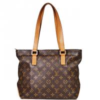 Louis Vuitton - Monogram Canvas Cabas Piano Handbag - Brown Photo