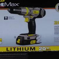 Stanley FatMax 20V Cordless Hammerdrill  Photo