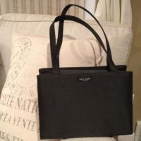 Authentic black Kate Spade Purse Photo