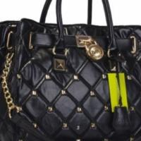 Michael Kors Studded Hamilton Tote Bag Photo