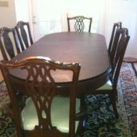 7 PC dining set Photo