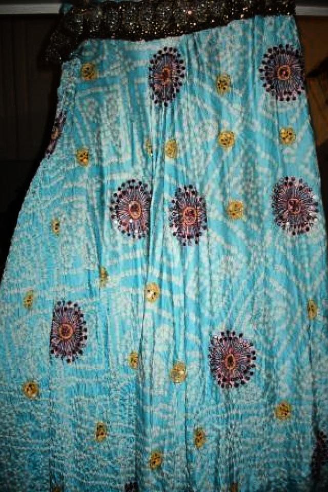Skirt - Long & Colorful Photo