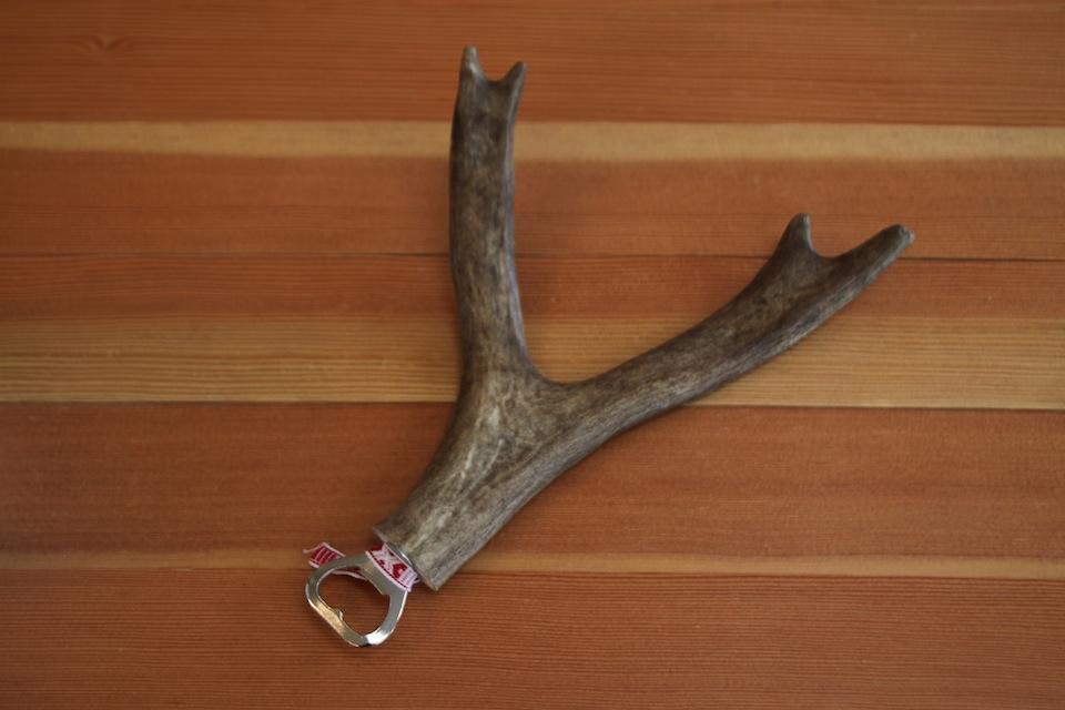Reindeer bottle opener Large Photo