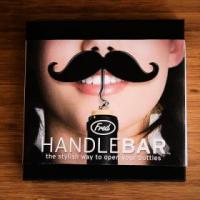 Handlebar Mustache Bottle Opener Photo