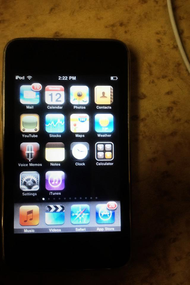 iPod touch Photo