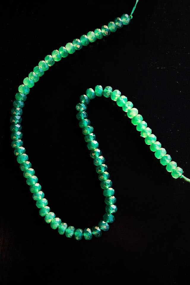 Green Onyx Strand Large Photo