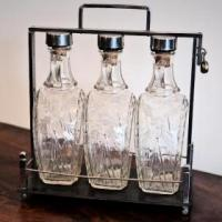 Art Deco Decanter Set Photo