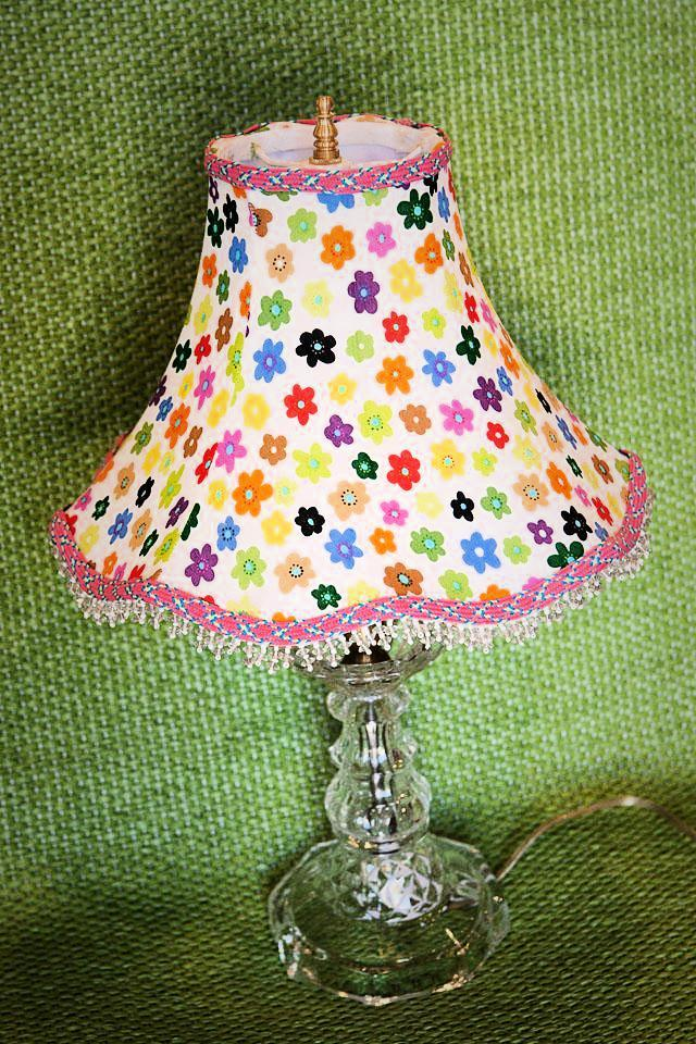 Lamp- 1930s Large Photo