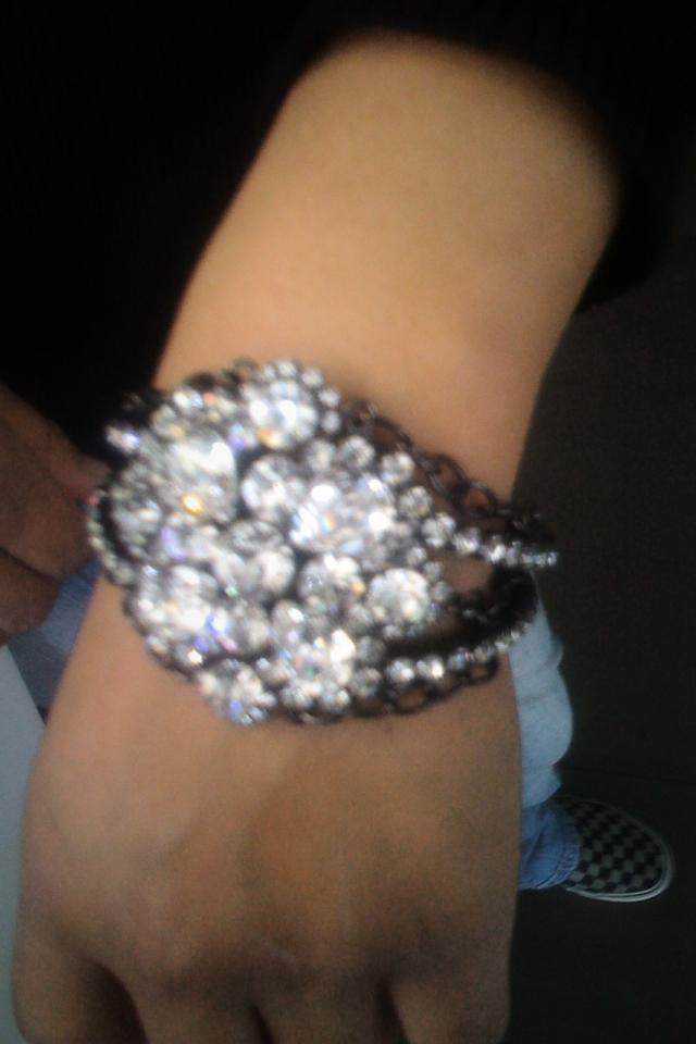 Crystal Chic Cuff Photo